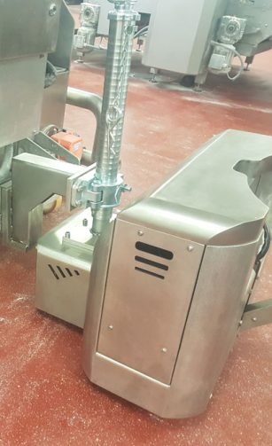 Stainless Steel Motor Mover