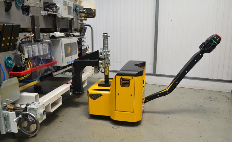 material handling transport systems