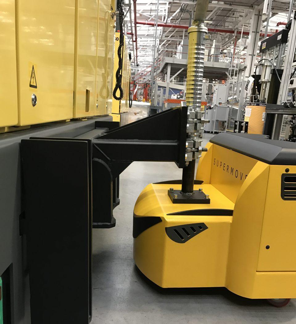 Maxi Motor Mover electric tug
